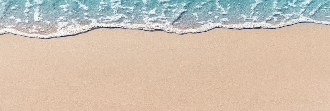 waves on beach header image
